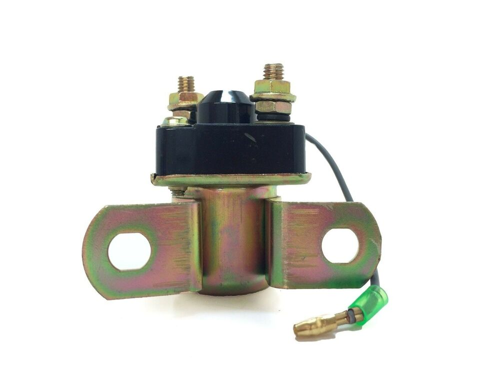 starter relay solenoid for polaris trailblazer atv 39 s. Black Bedroom Furniture Sets. Home Design Ideas