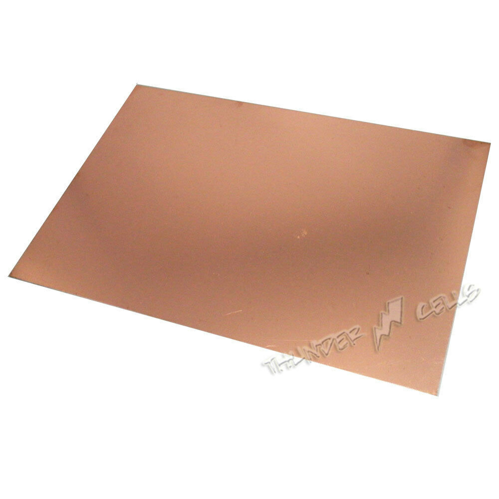 Laminated Board Sizes ~ Copper double size cm mm fr pcb clad
