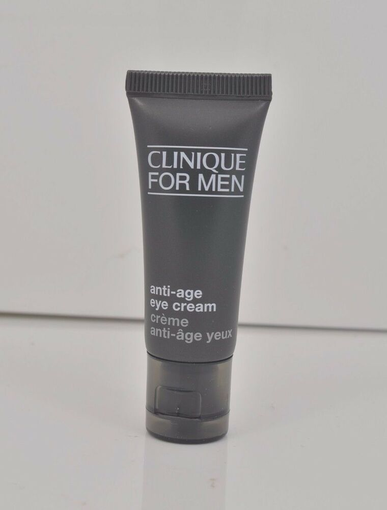 clinique for men anti age eye cream 5 oz 15ml new fresh 2017 retail 31 ebay. Black Bedroom Furniture Sets. Home Design Ideas