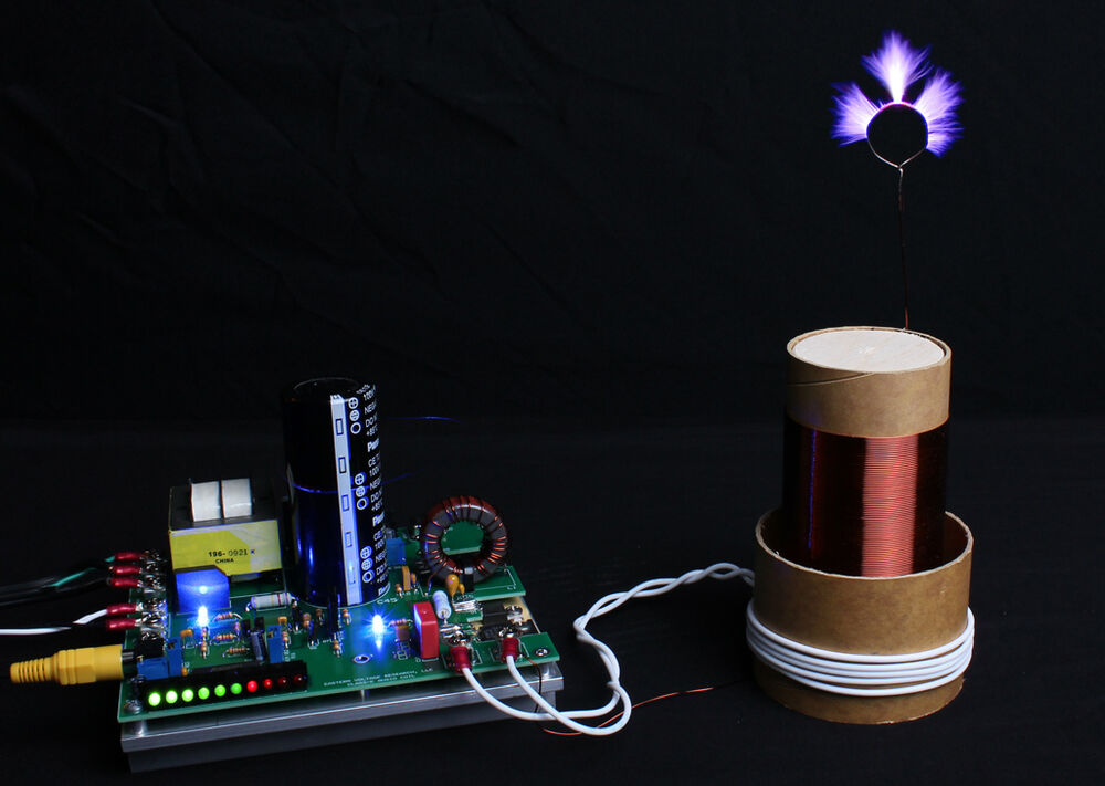 Materials Needed To Build A Tesla Coil