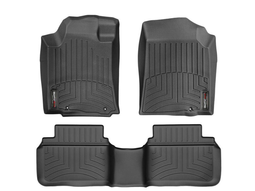 Weathertech Floorliner Mats For Nissan Altima Sedan 2013