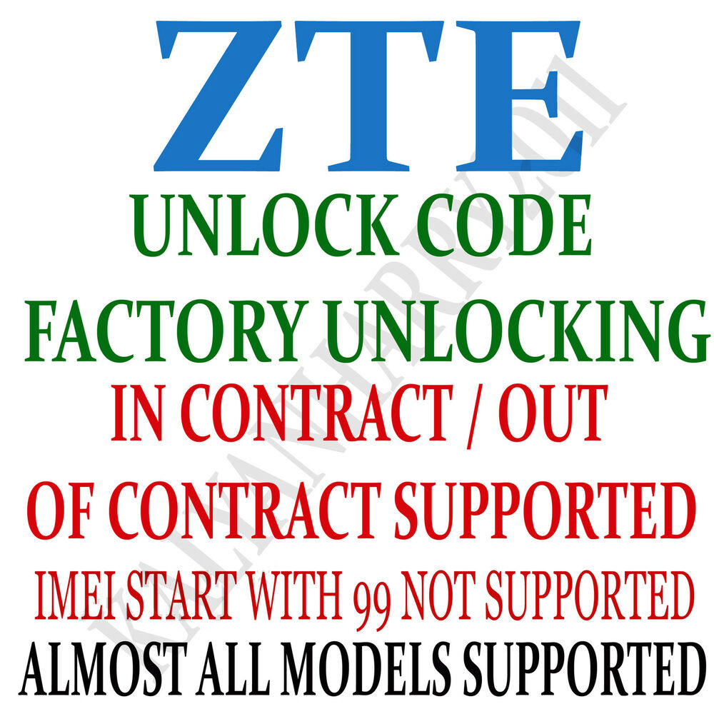 will zte cymbal unlock code really impressed with