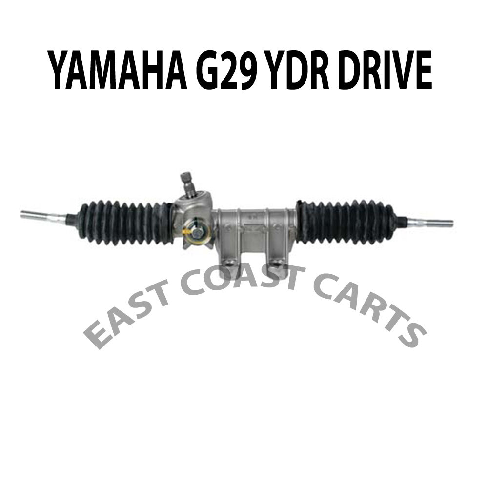 Details About Yamaha G29 Golf Cart Steering Gear Box Embly Jw1 F3400