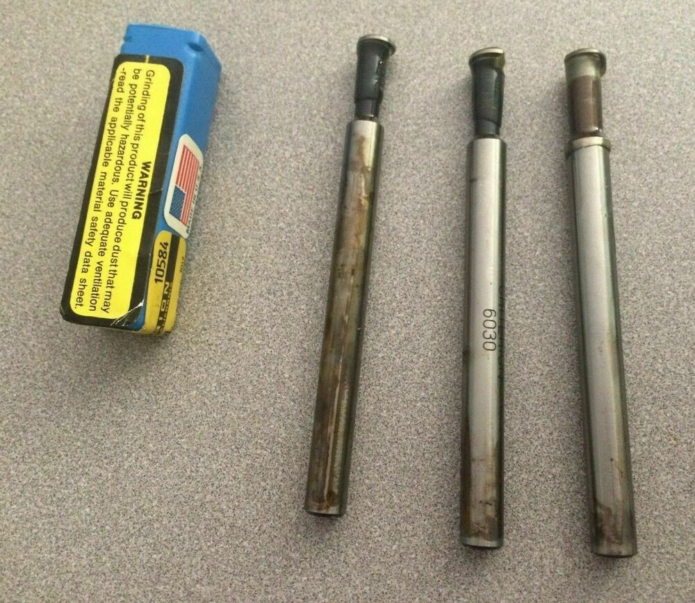 Carbide Shank Boring Bars : Lot of criterion groove tool square shank boring