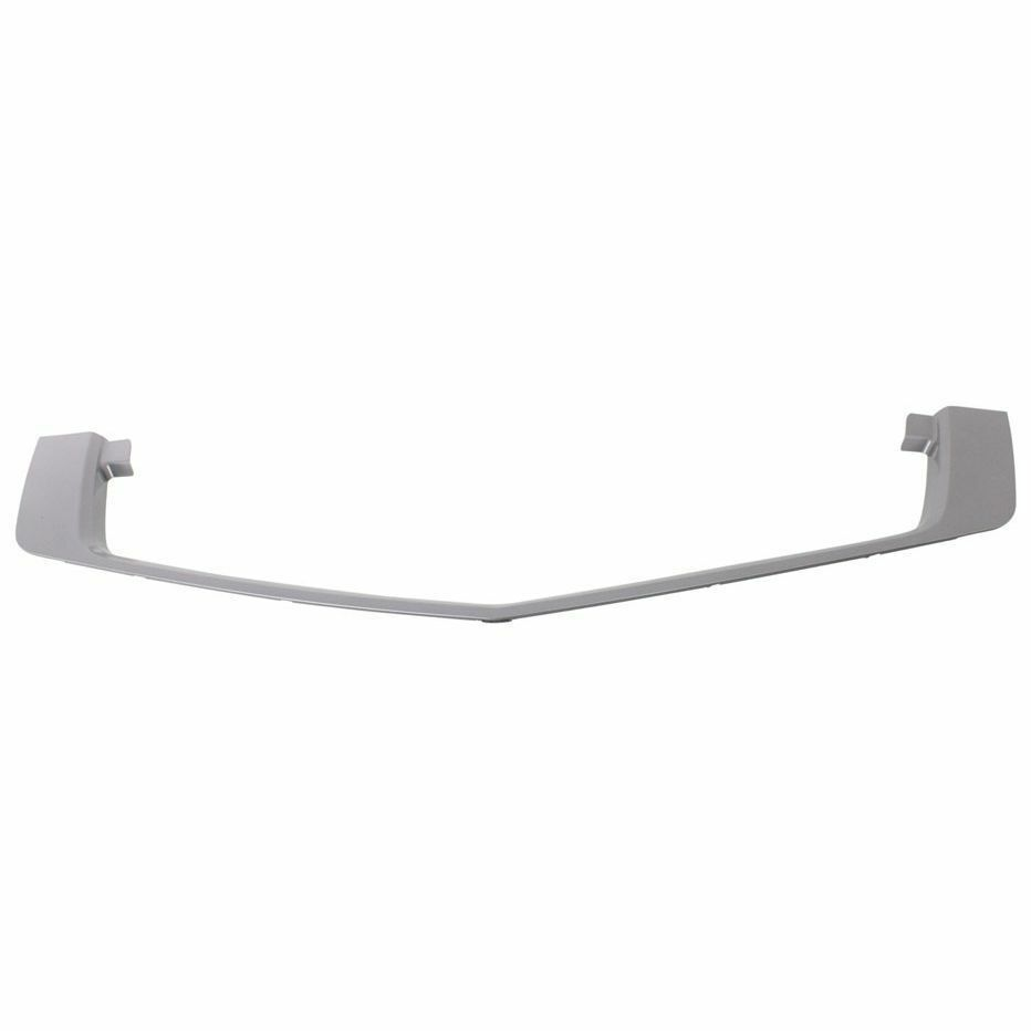 NEW 2009-2010 FRONT LOWER GRILLE MOLDING FOR ACURA TSX