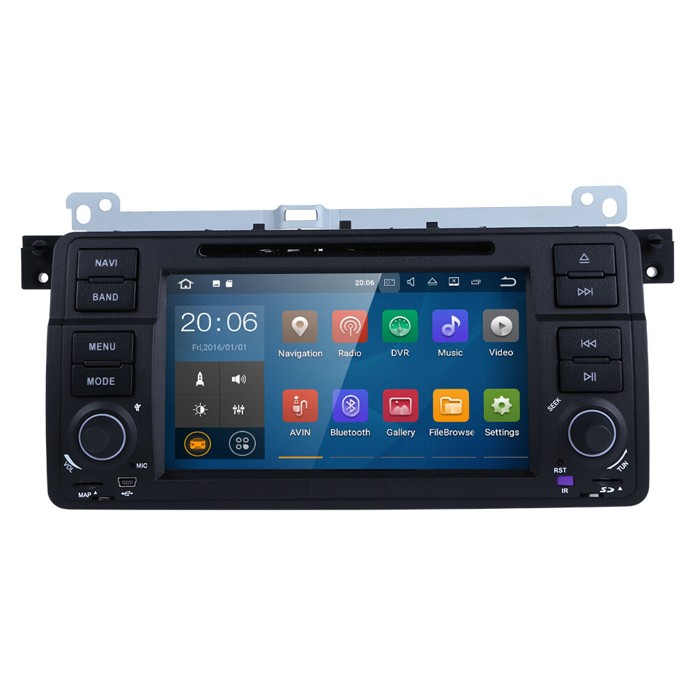 Car dvd stereo android 7 1 gps navi radio bt dab for bmw for Ebay motors app for android
