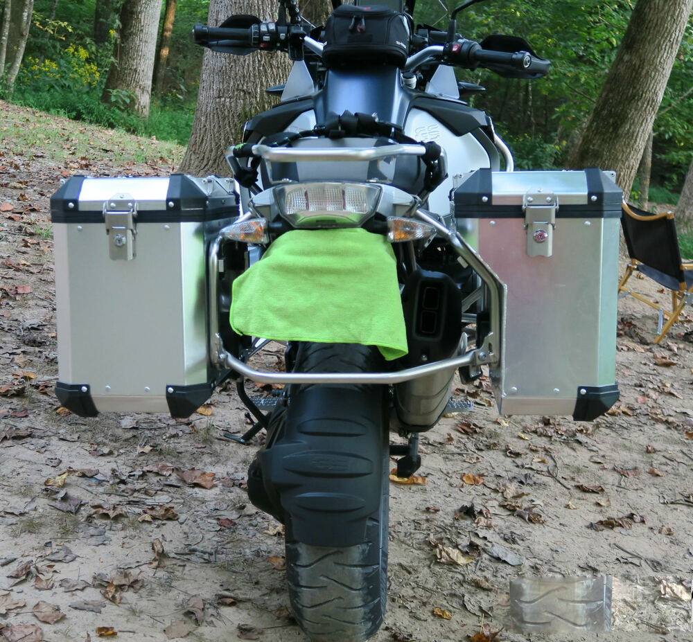 Pannier System (Left+Right Bags) For BMW R1200GS 2013-2017