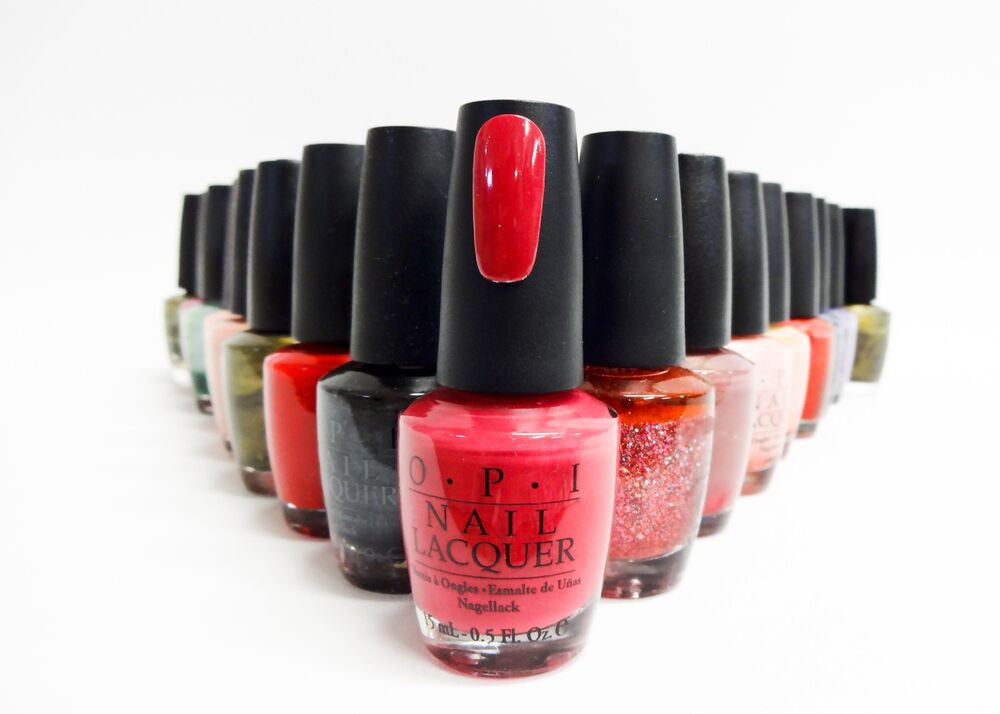 Opi Nail Polish Color Lacquer Assorted Colors Your Choice D To G 5oz 15ml Ebay