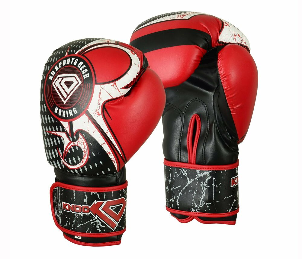KO Sports Gear's Boxing Gloves - Youth 6oz