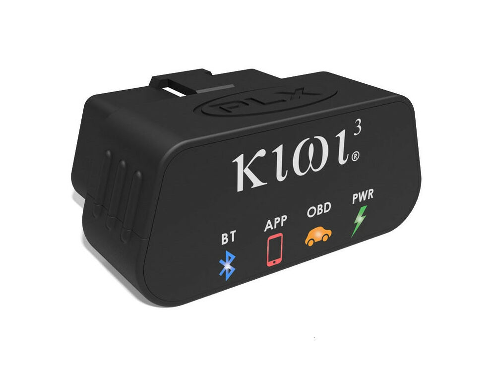 plx kiwi 3 obd2 obdii scanner code reader adapter wireless bluetooth ios android ebay. Black Bedroom Furniture Sets. Home Design Ideas