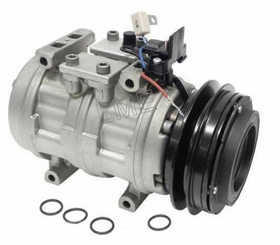 Mercedes oem ac compressor with clutch 107 chassis 420sel for Mercedes benz ac compressor