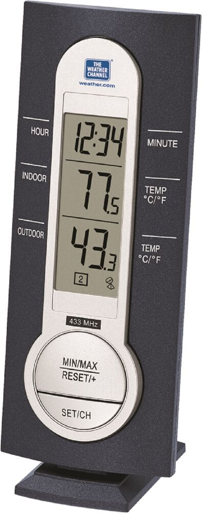 ws 7034twc la crosse technology twc wireless thermometer. Black Bedroom Furniture Sets. Home Design Ideas