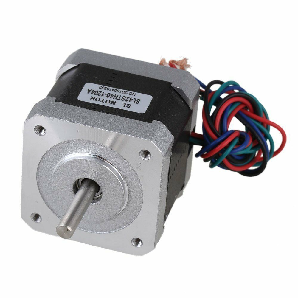 42mm bipolar sl42sth40 1204a stepping motor dc12v 1 2a two for What are stepper motors