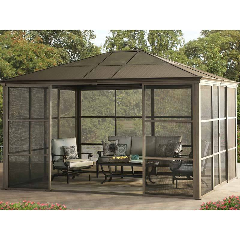 Conner Screen Room 12 X 14 Outdoor Room Easy Install