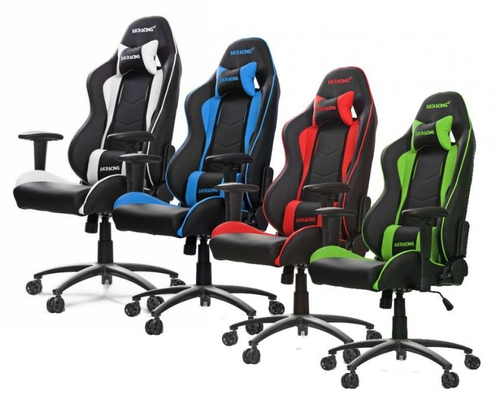 Ak Racing Nitro Gaming Chair Bucket Seat Type F S From