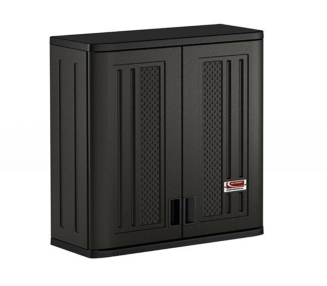 Suncast Commercial Bmccpd3000 Wall Storage Cabinet Ebay