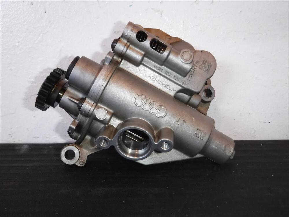 12 14 audi q5 oil pump oem 06h115105ak 06h115105bf ebay for Motor oil for audi q5