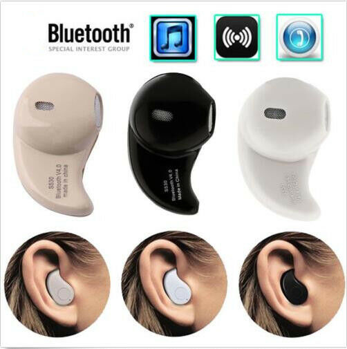 original mini s530 bluetooth 4 0 hd in ear headset. Black Bedroom Furniture Sets. Home Design Ideas