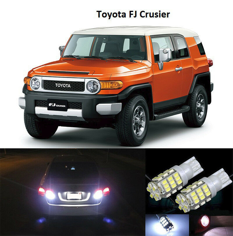 Premium Led Reverse Backup Light Bulbs 2007 2014 Toyota