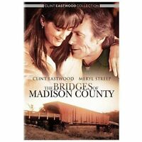 THE BRIDGES OF MADISON COUNTY (NEW DVD)