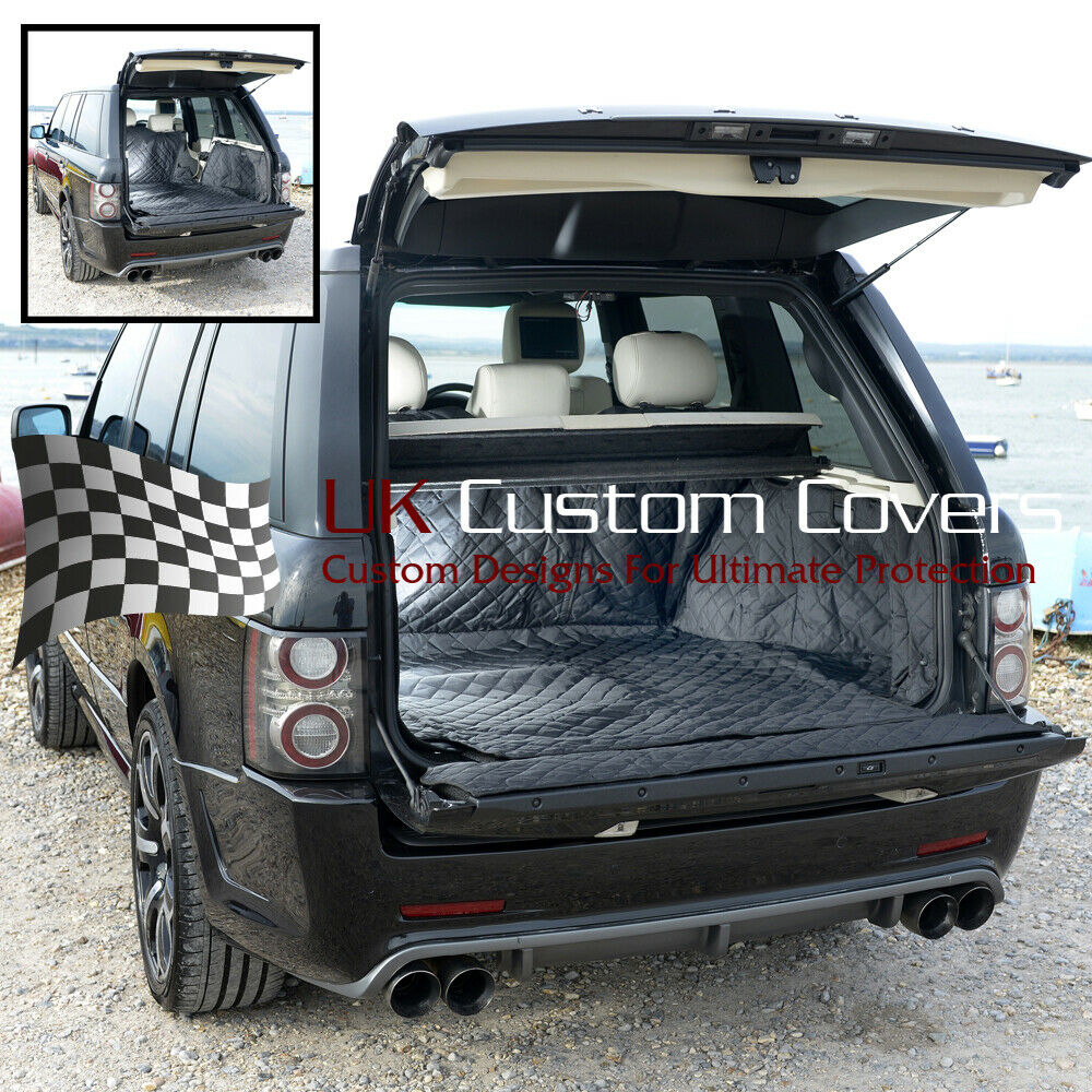 2002 Land Rover Range Rover Interior: RANGE ROVER VOGUE TAILORED QUILTED WATERPROOF BOOT LINER