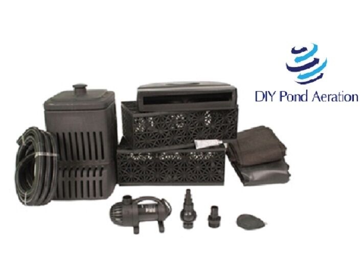 Diy Pondless Waterfall Complete Kit W 2000gph Pump Pond