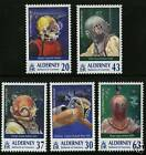 Alderney 1998 Scott # 114-118 MNH Set