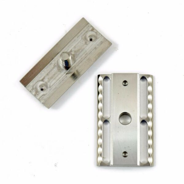Above The Tie USA - M1 - Stainless Steel Double Edge Safety Razor Head