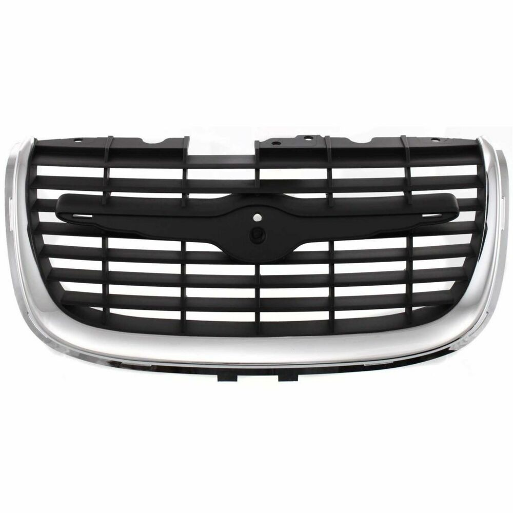 NEW 1999-2001 GRILLE WITHOUT EMBLEM FOR CHRYSLER 300M