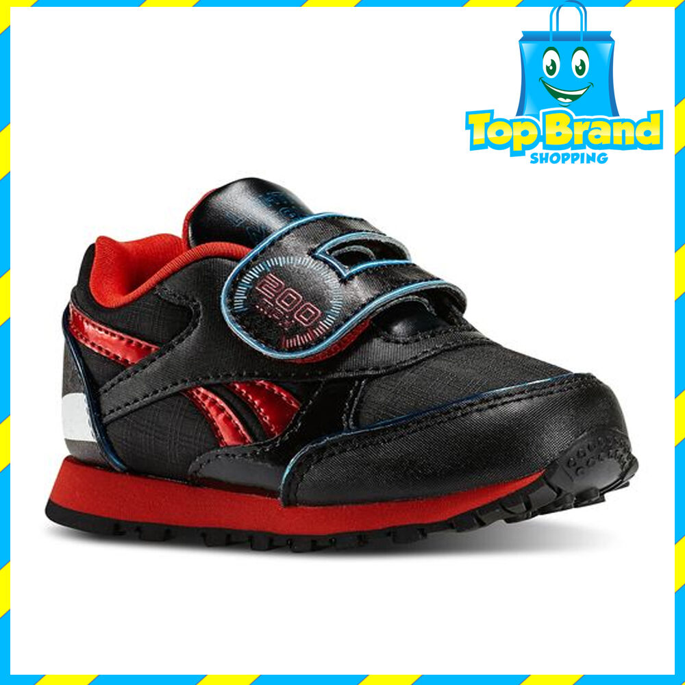 Details about KIDS SHOES REEBOK DISNEY CARS CLASSIC INFANT SIZES CUTE BOYS  SHOE NEW LIMITED 90ba8fba0