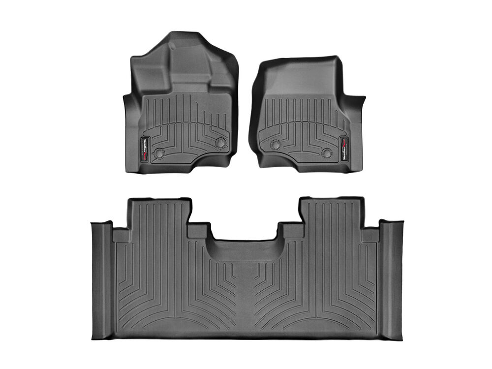 weathertech floorliner for ford f  bucket