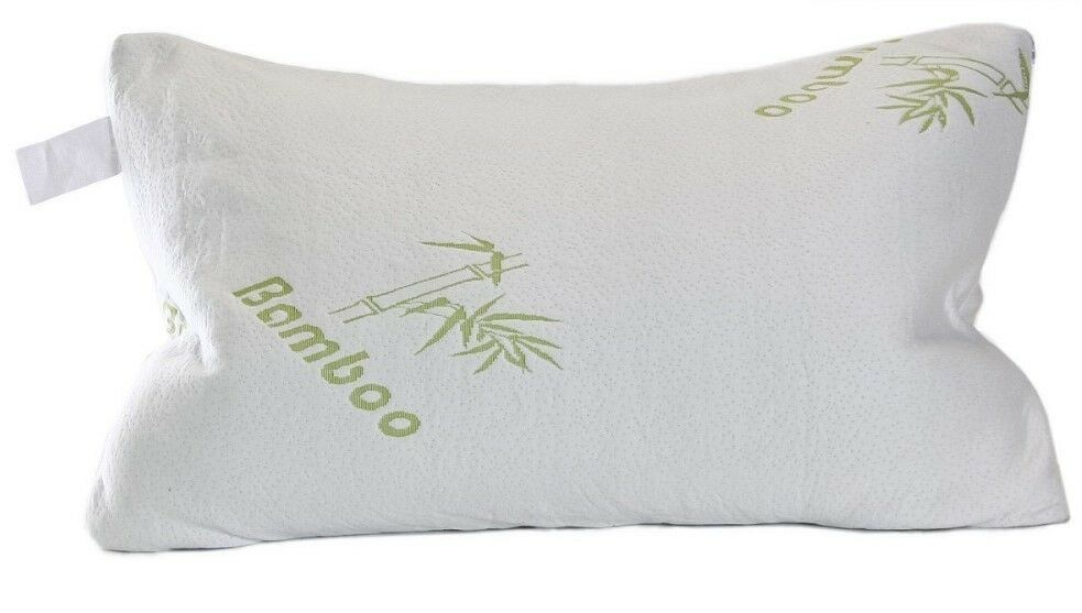 Prestige Collection Bamboo Pillow Memory Smart Foam Hotel