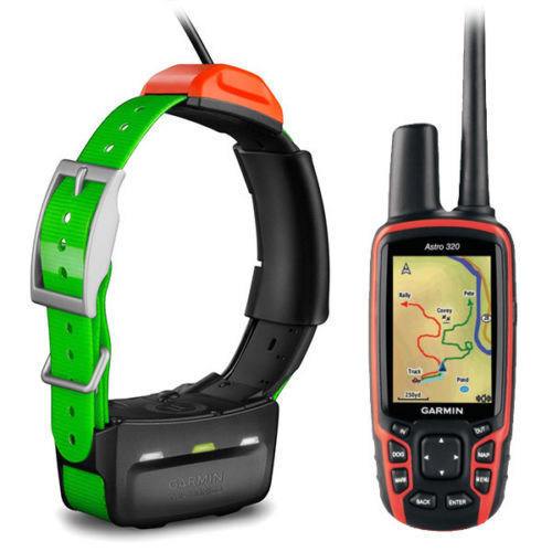 Garmin Astro 320 GPS Dog Tracking System with T 5 Collar T5 010-01041-60 New   eBay