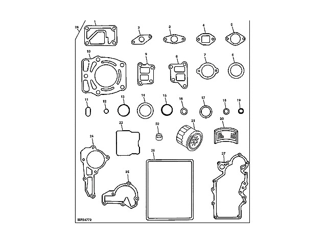 Briggs Stratton Engine Ebay Html likewise John Deere Js63 Parts Diagram further Wiring Diagram For 25hp Kawaskiengine together with Cub Cadet Src 621 Parts Diagram likewise John Deere Lx176 Parts Diagram. on kawasaki lawn mower engine parts ebay