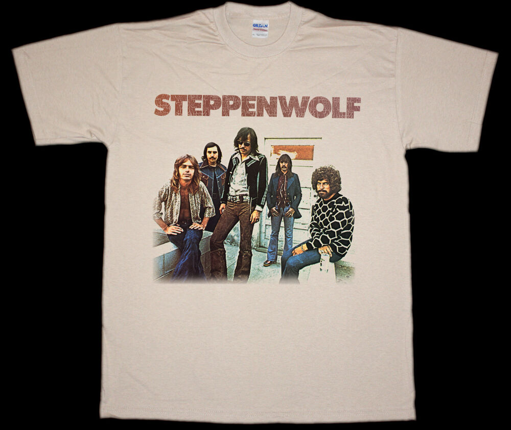 STEPPENWOLF BAND ROCK BORN TO BE WILD TEN YEARS AFTER NEW