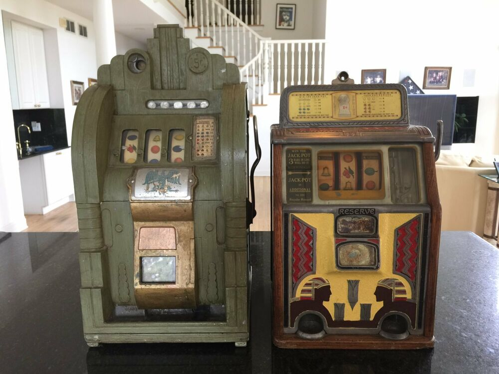 Retro Slot Machines