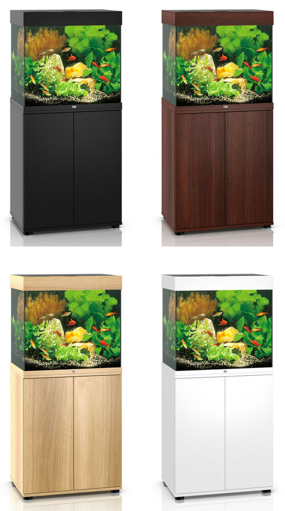 juwel aquarium lido 120 led komplett aquarienkombination inkl unterschrank ebay. Black Bedroom Furniture Sets. Home Design Ideas