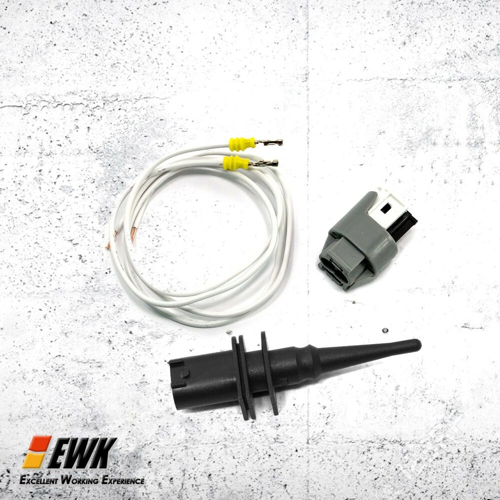 Ewk Bmw External Air Ambient Temperature Sensor Kit E46 E39 E38 X3 X5 M5 M6 Z4 700587512674 Ebay
