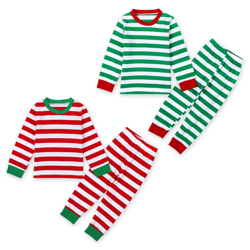 Some pajamas come in matching sets, with top, bottom and robe outfits for an even more affordable price. Choose from a variety of prints and designs including animal, striped, plaid, dinosaur and holiday-inspired graphics like skeleton sets.