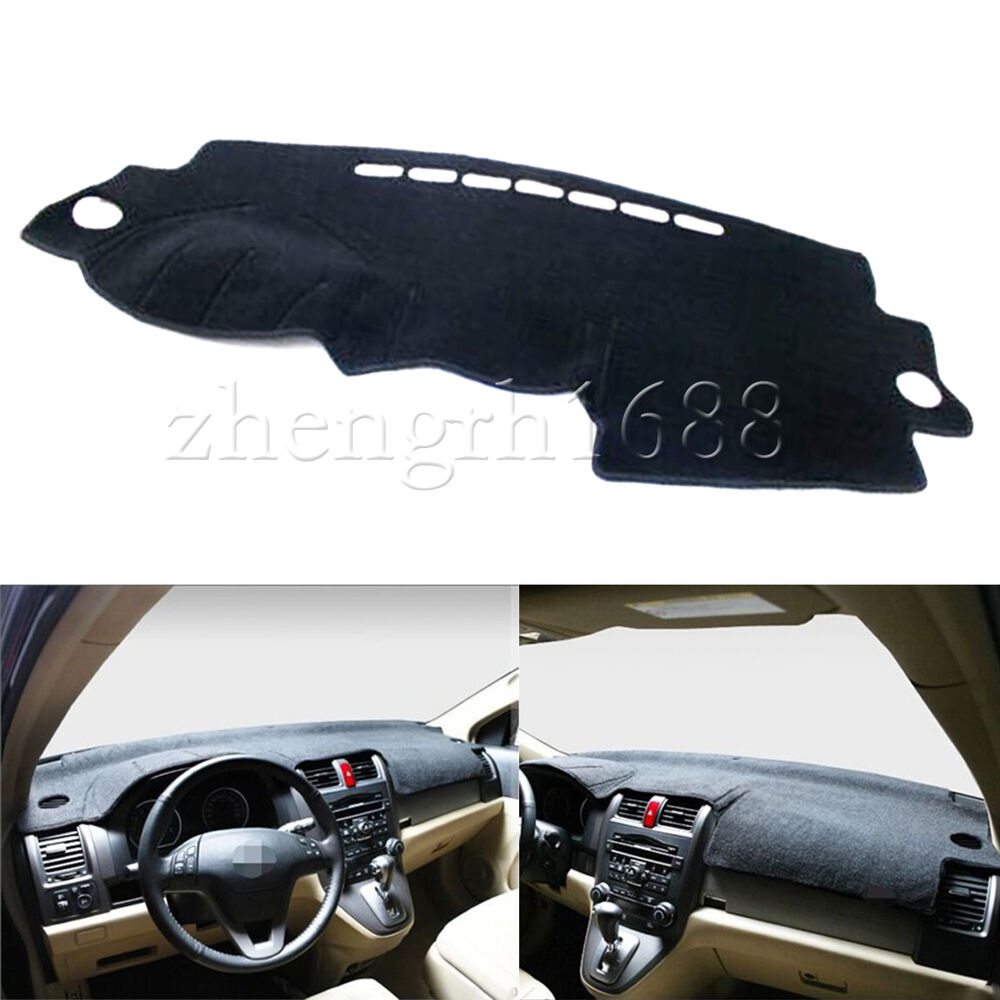 for honda crv cr v 2007 2011 inner dashboard dash mat dashmat sun cover pad ebay. Black Bedroom Furniture Sets. Home Design Ideas