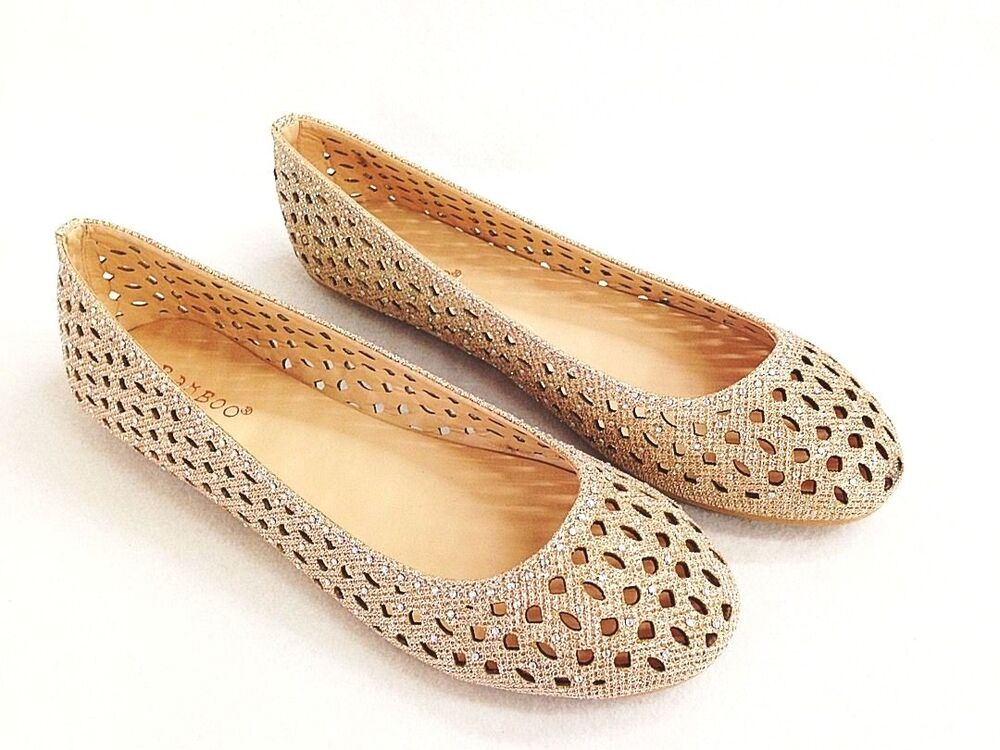 Bamboo Brand Shoes Flats