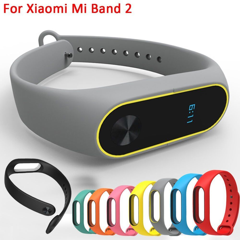 creations will xiaomi mi band 2 smart wristband while the new