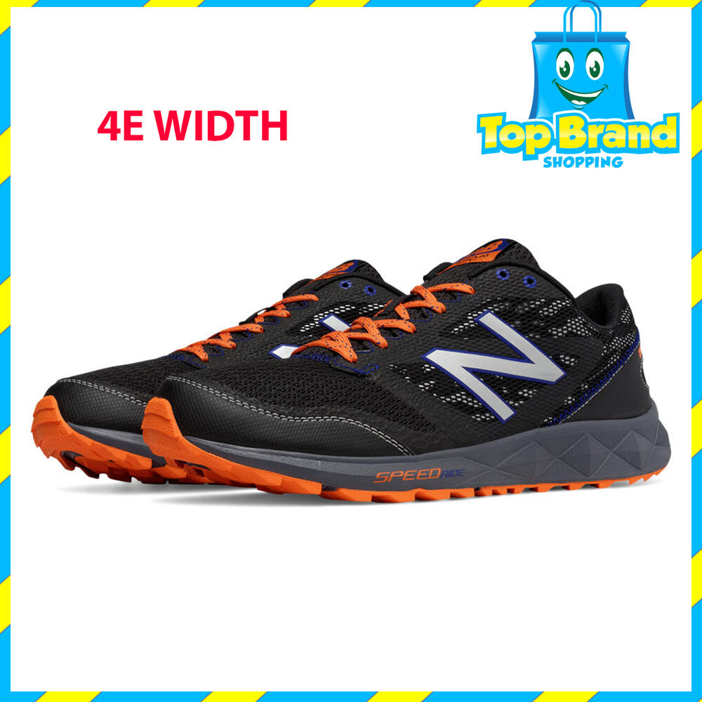 MENS RUNNING SHOE NEW BALANCE CHEAP TRAIL SIZES 4E GYM