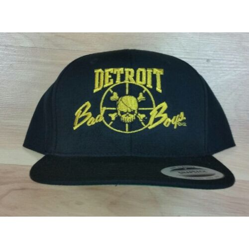 authentic-detroit-bad-boys-snap-back-baseball-cap-hat-blackgold-metallic-
