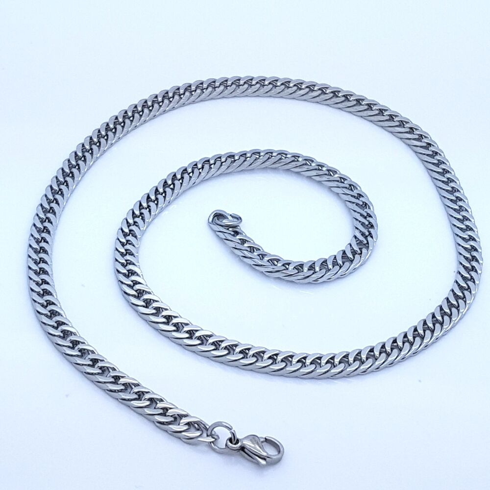 6mm chunky stainless steel 316l chain s jewellery