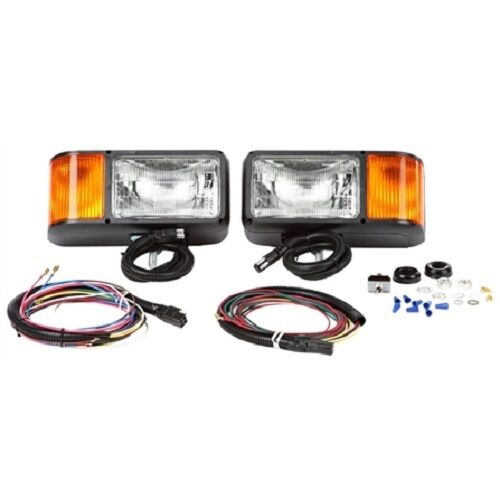 truck lite 80888p snow plow light kit with wiring harness free shipping ebay