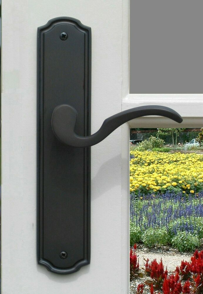Sliding Glass Door Handle Patio Door Lock Set Brentwood By