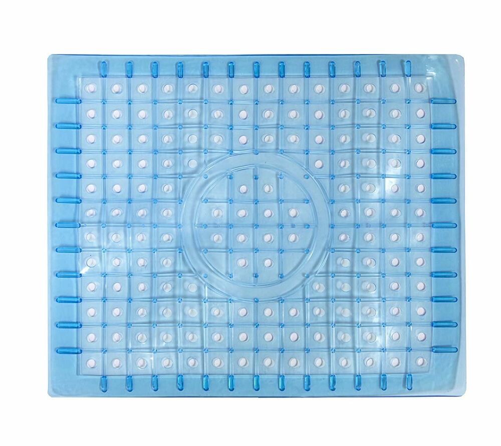 durable pvc design kitchen sink protector mat 12 x10 new ebay. Black Bedroom Furniture Sets. Home Design Ideas