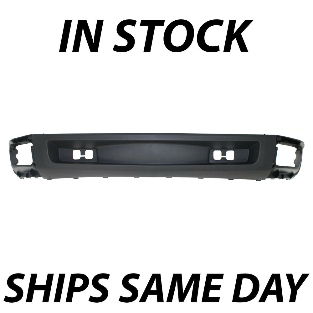 New Lower Front Bumper Air Deflector Valance For 2007 2013
