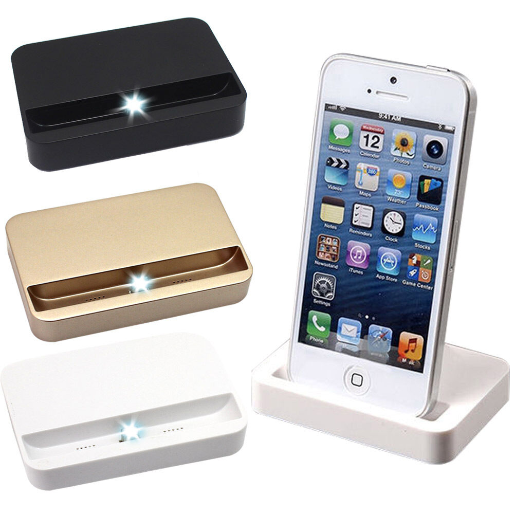 portable usb data sync cradle charger dock charging dock. Black Bedroom Furniture Sets. Home Design Ideas